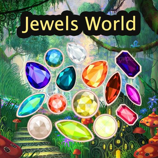 Jewels World LOGO-APP點子