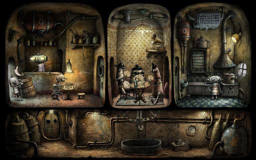 Machinarium  screenshots 1