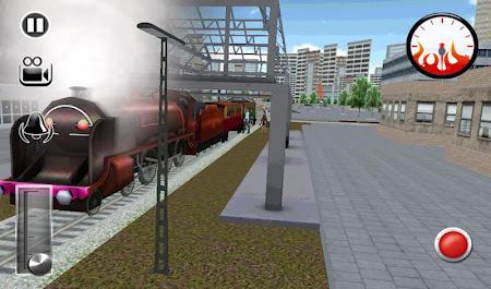 Modern Train Driver Simulator 1.0 screenshot 170517