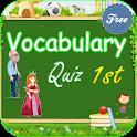 Vocabulary Quiz 1st Grade icon