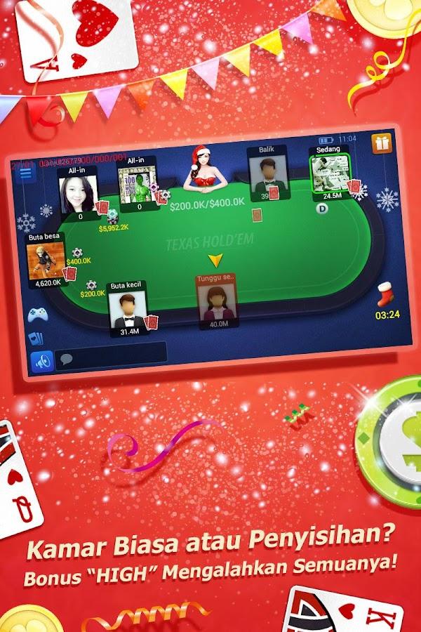 Poker Texas Boyaa - screenshot
