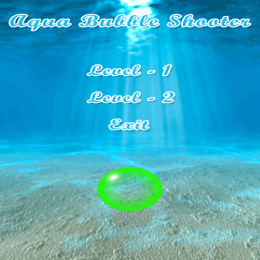 Aqua Bubble Shooter Lite