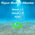 Aqua Bubble Shooter Lite logo
