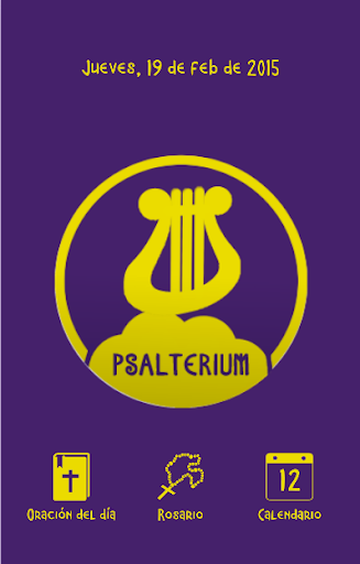 Psalterium: Liturgia Horas