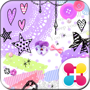 壁紙 Fancy by Candy -blueberry- Icon