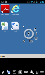 AccessToGo RDP/Remote Desktop - screenshot thumbnail