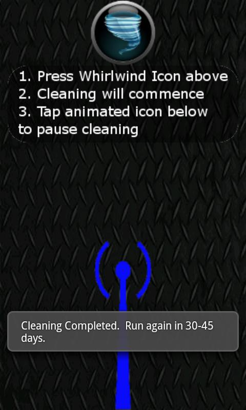 Speaker Clean - screenshot