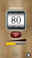Screenshot of KopKop metronome