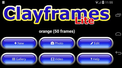 Clayframes Lite - stop motion  screenshots 1