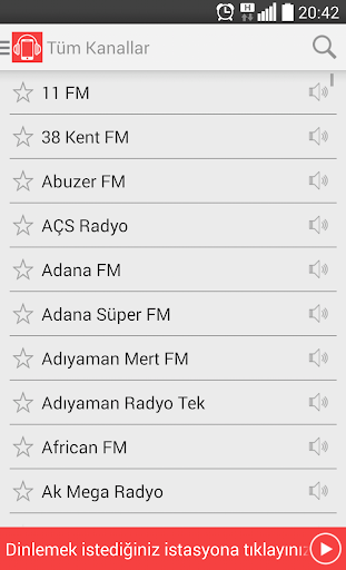 Radyo Dinle - Cep Radyom