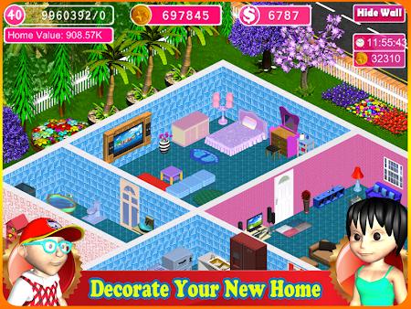 Home Design: Dream House 1.5 screenshot 639455