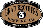 Logo for Brau Brothers Brewing Co.