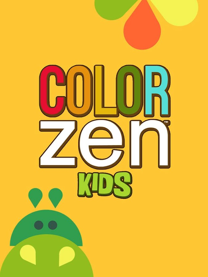 Color Zen Kids- screenshot