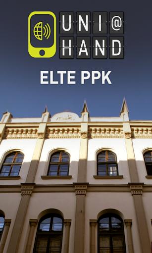 ELTE PPK UNI HAND