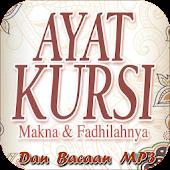 Ayat Kursi & Fadhilatnya