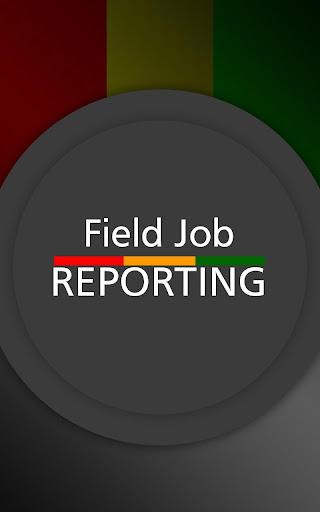 Field Job Reporting