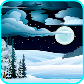Winter Forest HD LiveWallpaper