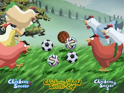 Chickens Soccer World Cup- screenshot thumbnail