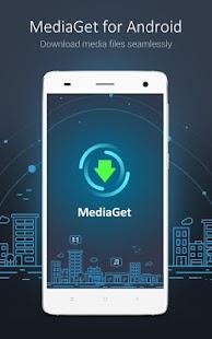 MediaGet - torrent client Screenshot