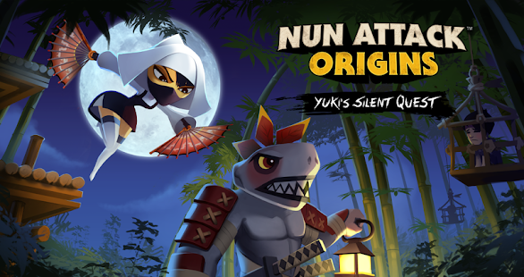 Nun Attack Origins: Yuki Screenshot 16