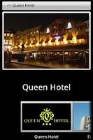 Screenshot of Queen Hotel Eindhoven