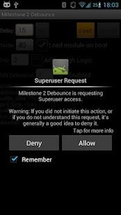 Milestone 2 Debounce- screenshot thumbnail