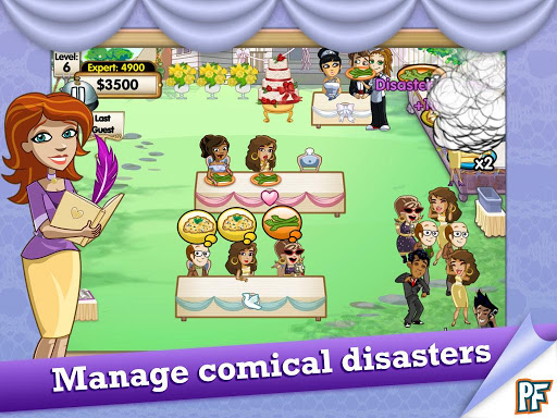 Wedding Dash Deluxe  Screenshots 3