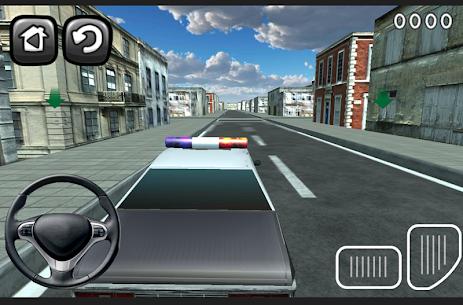 Free 3D Police Car Parking 5