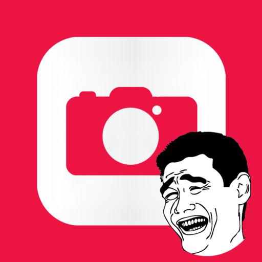 Selfiesステッカー - Selfieミーム 攝影 LOGO-玩APPs