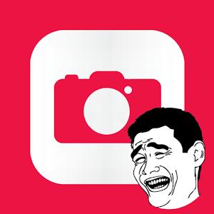 Selfies Klistremerker Meme APK