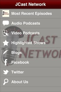 JCast Network- screenshot thumbnail