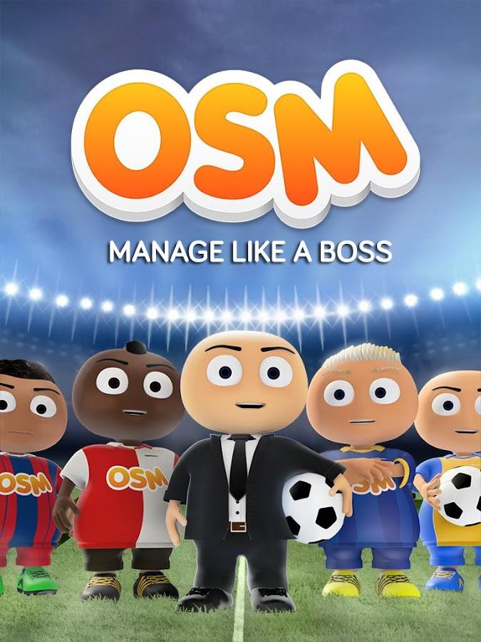 Online Soccer Manager (OSM) - screenshot