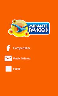 Mirante FM 100,3 Santa Inês-MA