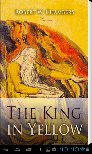 The King in Yellow eBook App
