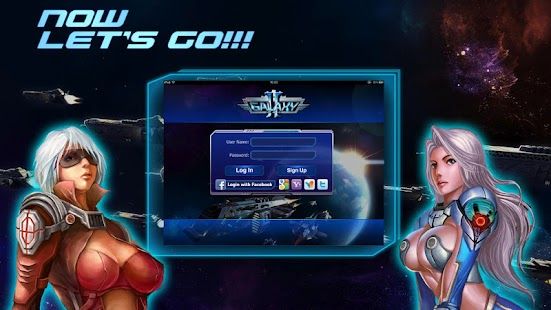 Galaxy Online 2 HD (Tablet) - screenshot thumbnail
