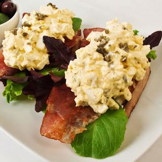 LunaCafe Egg Salad Sandwich Perfecta Mundo
