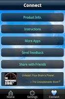 Screenshot of Addiction Help Brainwave