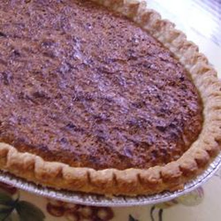 Mock Pecan Pie I