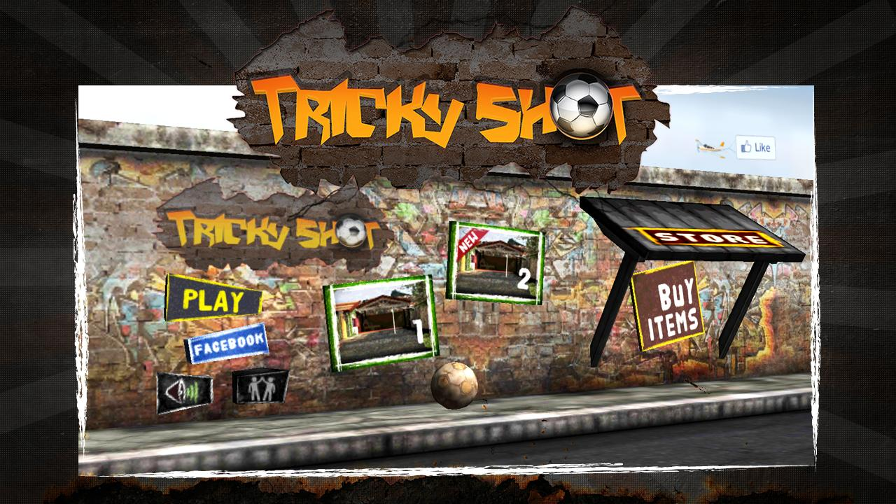 Tricky Shot Soccer (Football) - screenshot
