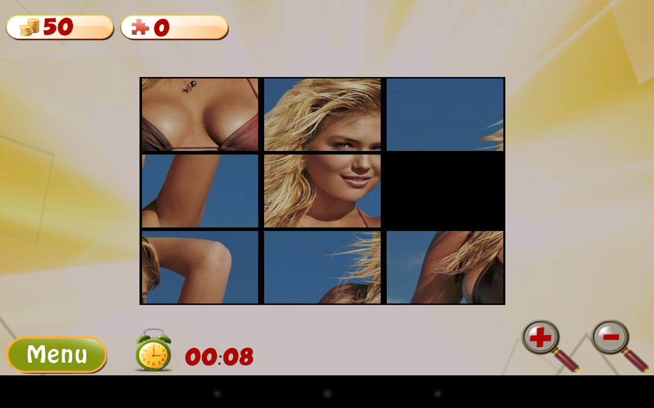 Sliding Puzzles - screenshot