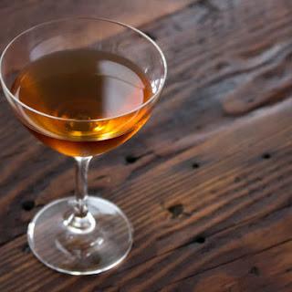 Ampersand Cocktail.