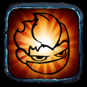 Mighty Ninja Run+ HD icon