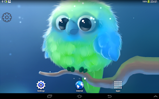 Screenshot of Kiwi The Parrot