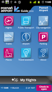 Poznań Airport Guide- screenshot thumbnail