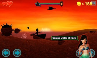 Screenshot of Super Waves Survivor