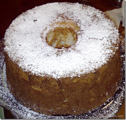 Cake Lardons Bleu