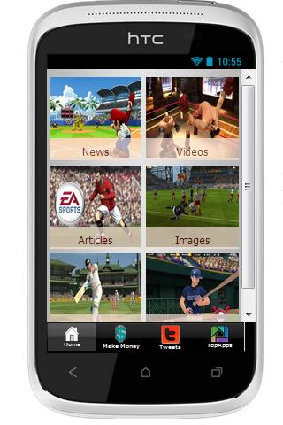 Sports Games Online - screenshot