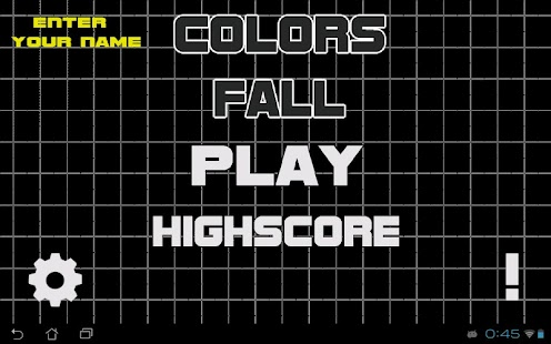 Colors Fall - screenshot thumbnail