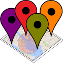 Batch Geocode - MapCreator icon