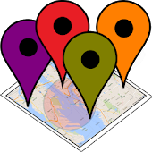 Batch Geocode - Share maps - Unlimited markers